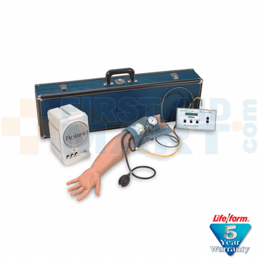 Deluxe Blood Pressure Simulator with Speaker System - LF01129U