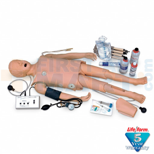 Child / Pediatric CRiSis Manikin - LF03616U