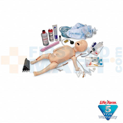 Intermediate Life/form Infant / Baby CRiSis Manikin - LF03700U