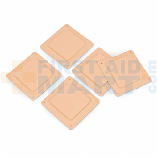 Replacement Skin Pads for Chest Tube - LF03771U