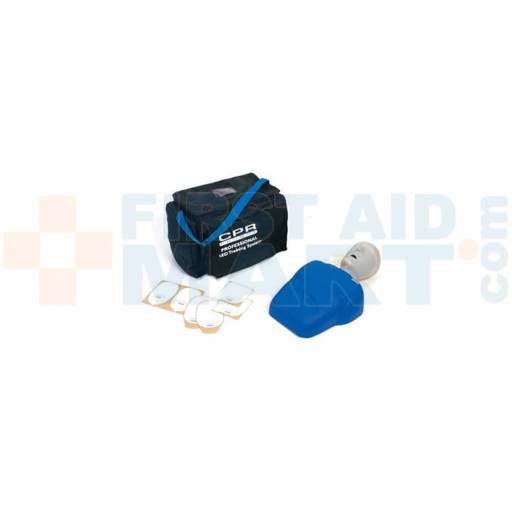CPR Prompt CPR/Automated External Defibrillator Training Pack w/ Premium Bag - LF06315U