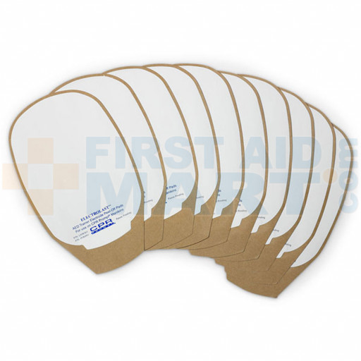 Foam Electrode Peel-Off Pads - Medtronic Physio-Control - LF06501U