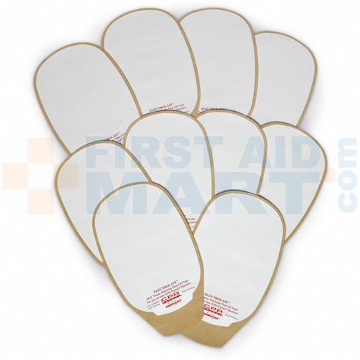 Skin Electrode Peel-Off Pads - Medtronic Physio-Control - LF06504U