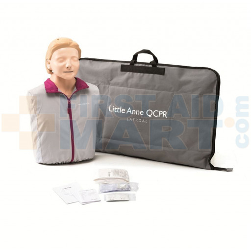 Little Anne QCPR - Adult CPR Manikin - LG01021U
