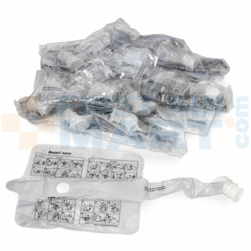 Resusci Junior / Little Junior - Child / Pediatric Airways - 25 Per Pack - LG01053U