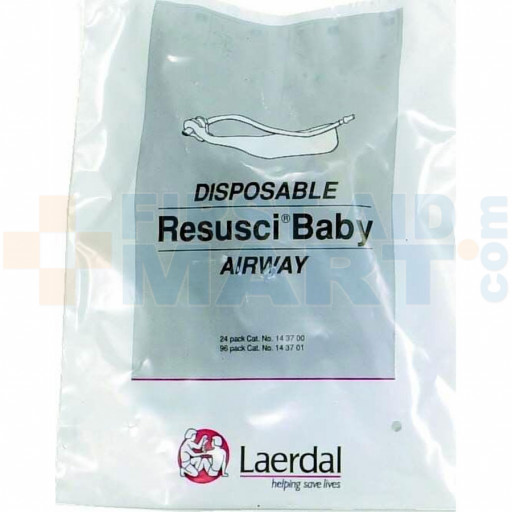 Resusci Baby - Infant / Baby Manikin Airways - 24 Per Pack - LG01055U