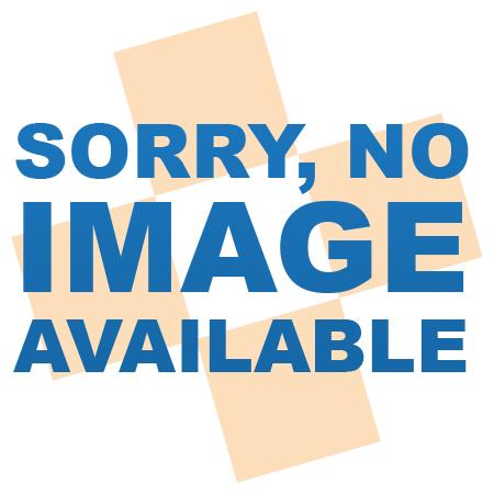 Empty Metal Industrial Cabinet Swing Door - 2 Shelf - M5024