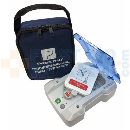Prestan Professional Automated External Defibrillator Trainer Plus, 1 Each - PP-AEDT-101