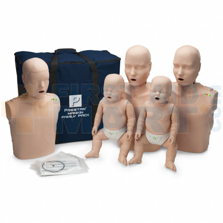 Prestan Professional Family Pack - Medium Skin - PP-FM-500M-MS