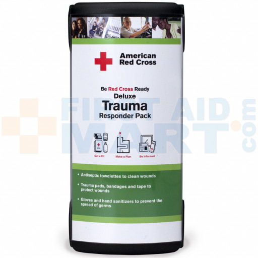 Deluxe Trauma Responder Pack - American Red Cross - RC-645