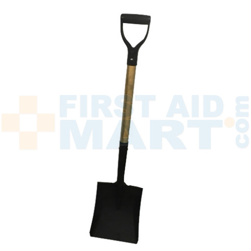 Flat or Round Point Shovel (Short) - T006
