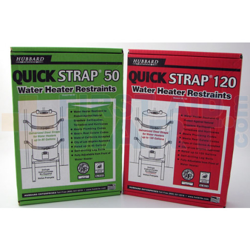 80 Gallon Hot Water Heater Strap - WA80
