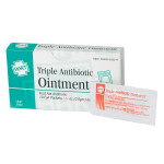 Triple Antibiotic Ointment, 10 per box, .5gm, 0322