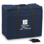 Prestan Professional Jaw Thrust Manikin Bag, Blue, 4-Pack, 11422