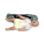 Infant / Baby Choking Manikin w/ Carry Bag - 1640