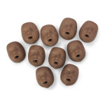 Kim/Kate African American Channel Mouth/Nose Piece - 10 Per Pack - 2069