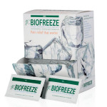 Biofreeze Pain Relieving Gel, 5gm., 100/box, 31110