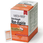 Non-Aspirin Extra Strength, 500/box, 80413