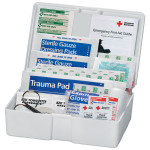 American Red Cross 43 Piece Personal Plastic First Aid Kit - 9160-RC