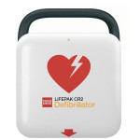Physio-Control LIFEPAK CR2 AED, Semi-Automatic, 99512-001435