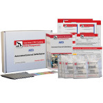 ACPR Automated External Defibrillation w/ CPR Review - AED10