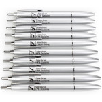 Ball Point Banner CPR Reminder Pen - 10 pack - AEHS-150
