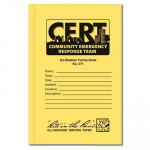 C.E.R.T. Forms Book - CRT571