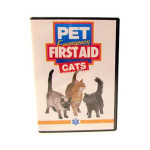 First Aid DVD for Cats - DVD-CT