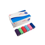 Dynarex Sensi Wrap Rainbow - 3 of Each Color - 4 inch x 5 yds. - 18 Per Case - DYN3184