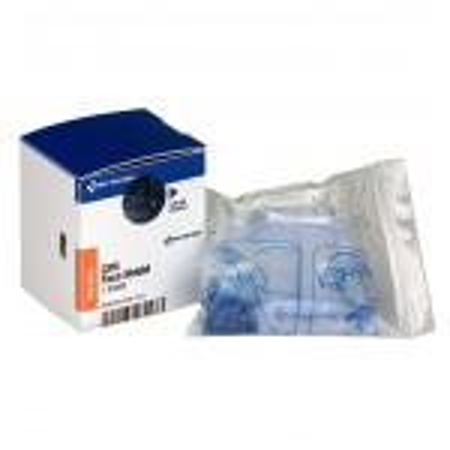 CPR Mask, 1 Per Box - SmartTab EzRefill - FAE-6023