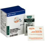 Sting Relief Wipes & Hydrocortisone Cream Packets - SmartTab EzRefill-FAE-7115