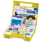 Auto First Aid Kit, 138 Pieces - Large - FAO-340