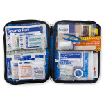 143 Piece Extra Large, Auto soft side First Aid Kit - FAO-552