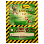 Emergency Cat Food - FB-4CAT