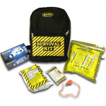 Economy Emergency Kit - 1 Person  - Backpack - KEC1