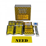 Basic 3 Day Survival Kit Box - KKBX