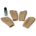 Intraosseous Infusion Simulator - Skin Replacement Kit - LF01110U