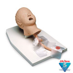 Child / Pediatric Airway Management Trainer on Stand with Case - LF03609U