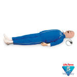 "Full Body ""Airway Larry"" Airway Manikin w/o Electronics - LF03671U"