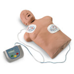 NASCO Automated External Defibrillator Trainer with Brad - LF03741U