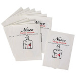 Training Pads for NASCO Automated External Defibrillator Trainer - LF03743U