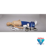 Adult CRiSis Auscultation Manikin with ECG Simulator - LF03966U