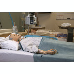 Life/form Basic Geri™ Manikin with Case - LF04039U