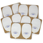 Foam Electrode Peel-Off Pads - Philips Heartstream Style - LF06502U