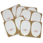 Skin Electrode Peel-Off Pads - Philips Heartstream Style - LF06505U