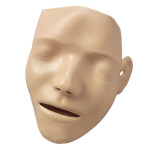 Resusci Anne / Little Anne - Adult Manikin Faces - 6 Per Pack - LG01061U