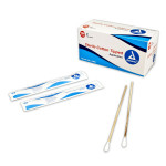 Cotton Tipped Applicator - Sterile - 6 inch - 200 Per Box - M556