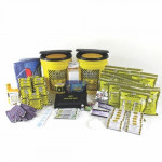 10 Person Deluxe Office Emergency Kit - OEK10