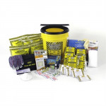 5 Person Deluxe Office Emergency Kit - OEK5