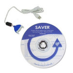 Saver EVO Software (CD ROM) & USB data cable - PAD-ACC-01